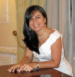 Luz Helena Peñaranda nació en Cúcuta pero vivió en Bucaramanga desde los 3 años.