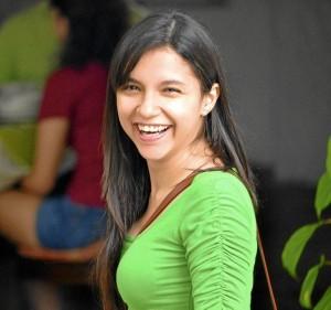 Dayra Yurley González Rodríguez es la directora de la coral desde agosto pasado.