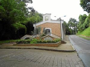 Parroquia del Espíritu Santo, en el barrio Terrazas.