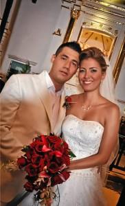 Natalia Esparza Amaya y Mario Andrés Merchán Buitrago.