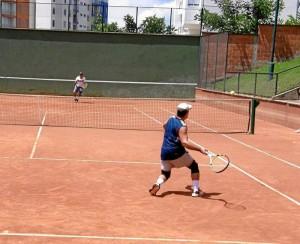 Los fines de semana se adelanta el Campeonato de Tenis de Tajamar, en el conjunto residencial que lleva el mismo nombre.