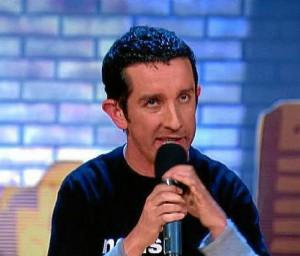 Gonzalo Valderrama, comediante.