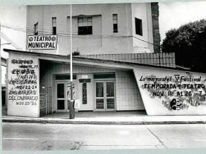 Este era el teatro Sotomayor.