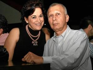 Margot Forero y Fabio Toro