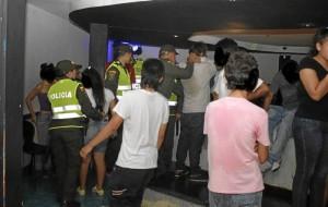 Los controles a las 'chiquitecas' continuarán, dijeron funcionarios de la Secretaría de Gobierno y la Policía Nacional.