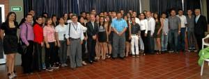 El exfiscal Mario Iguarán compartió con estudiantes y docentes de la UMB.