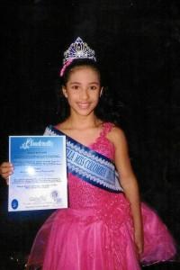 María Camila Pinto Convers representará a Colombia en el Cinderella Internacional.