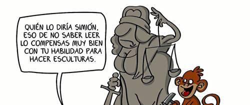 Simión y la justicia…