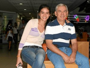 Carol Melisa Valdivieso y Wilson Valdivieso.