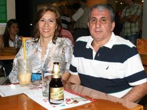 Herly Granados y Robinson Anaya.