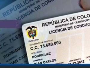 La  verificación del registro de  la licencia de conducción en el Runt se en la página www.runt.com.co