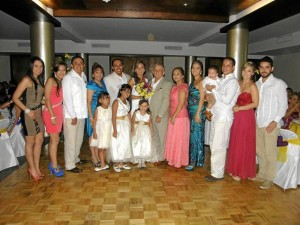 Matrimonio Galindo - Obregón