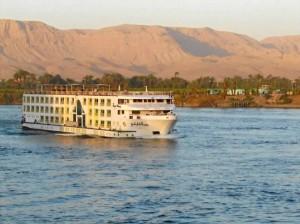 El crucero por el río Nilo será de tres días y es uno de los atractivos del viaje. (Foto tomada de Internet).