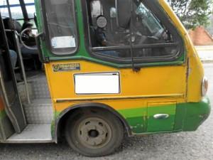 Los buses deberían ser revisados para prestar un buen servicio.