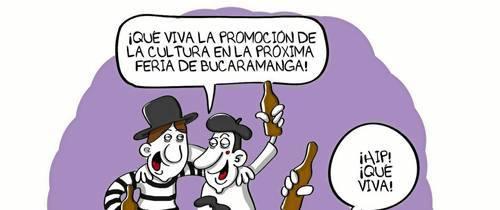 Cultura en la Feria de Bucaramanga…