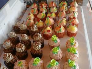 Con la venta de estos cupcakes se espera generar recursos para la Fundación Colombianitos