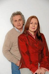 Ana, de la agrupación Ana y Jaime, también participará en el disco 'Voces del café'.