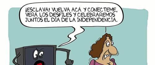 Hablando de la 'Independencia'