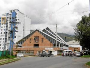 Parroquia Cristo Misionero, ubicada en El Tejar.