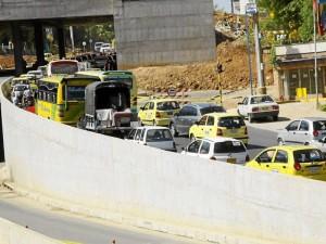 La vía del viaducto La Flora a la transversal 93 estará cerrada hasta el 27 de julio.