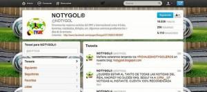 Esta es la apariencia en Twitter de la cuenta de Juan Manuel.
