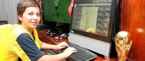 Tuitero, deportista y futuro periodista