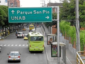La ruta P9 entraría en operación este lunes para reforzar la P8. (Fotos Javier Gutiérrez).