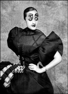 Imagen oficial de 'Yo Seré tu Espejo, Ruven Afanador: 80 Retratos'.