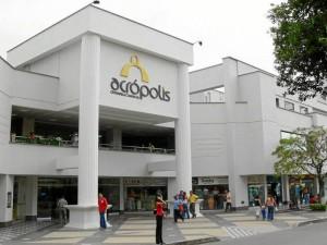 Centro Comercial Acrópolis.