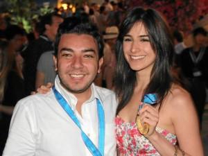 Juliana Ardila y Fabián Pulido.