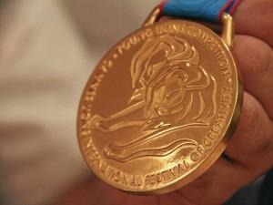 El premio a la perseverancia y disciplina.