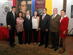 Juan Suescún, Sol Bohórquez, Mario Gómez Díaz, Claudia Castellanos, David Quintana, Alipio Alvernia y Carolina García.