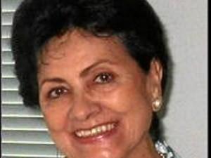 Rosita Durán, artista santandereana.