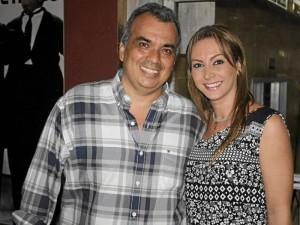 Mauricio Hernández y Carmen Alicia Remolina.