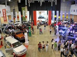 18 concesionarios y 10 financieras estarán en Motorshow 2012. Archivo / GENTE DE CABECERA
