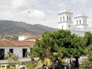 Lo mejor de la arquitectura de Girón estará en exposición en la Cámara de Comercio de Bucaramanga. Archivo / GENTE DE CABECERA