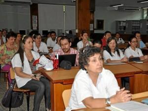 Las capacitaciones se realizaron la última semana de julio. Suministradas / GENTE DE CABECERA