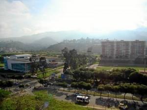 Los deportistas dejaban sus vehículos en un parqueadero entre Neomundo y el estadio La Flora.