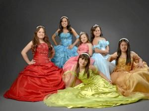 Para el reinado departamental participaron varias niñas talentosas de Bucaramanga.Suministradas / GENTE DE CABECERA