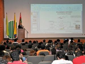 Destacados conferencistas y egresados UIS intervendrán en el congreso. Suministrada / GENTE DE CABECERA