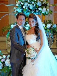 Sergio Ardila y Beatriz Sarmiento.