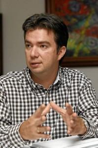 Juan Camilo Beltrán Domínguez fue nombrado vicepresidente de Confecá-maras. (Foto de archivo)