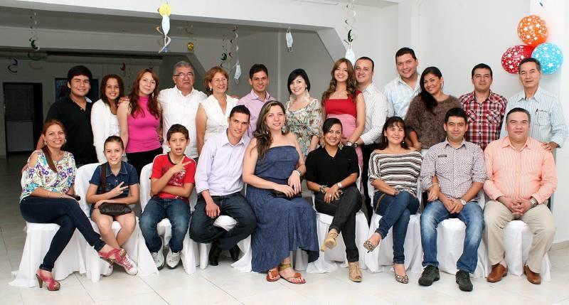 Bienvenida a Adriana Barajas