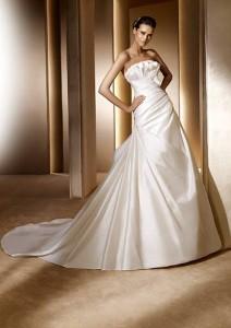 Los vestidos de novia se tomarán La Quinta Centro Comercial.