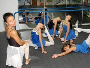 Irene Carreño, bailarina