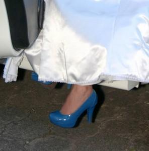 Continúa la moda de los zapatos de color. (Suministrada)
