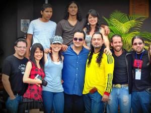 La banda Zimran es original de Bucaramanga. ( Foto Archivo)