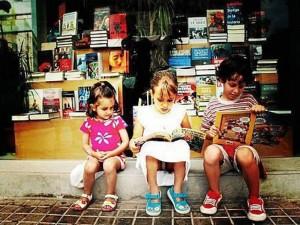 La jornada incentiva la lectura en niños y adultos.(Tomada de Internet)