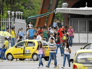 Los estudiantes de la UIS tendrán su semana especial del 17 al 21 de septiembre. (Foto Archivo)