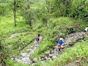 Archivo / GENTE DE CABECERA Los beneficios de caminar serán recordados en una conferencia de Gilberto Camargo Amo-rocho.